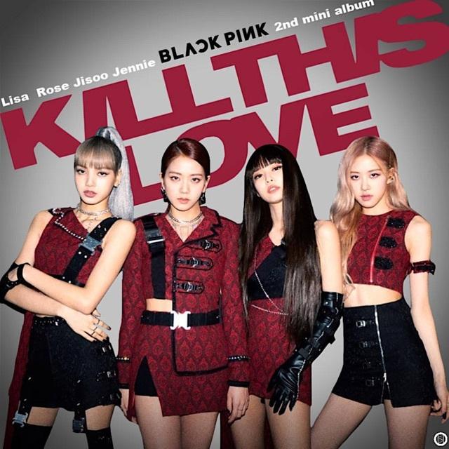 Black Pink đã hơn một năm không phát hành album mới.