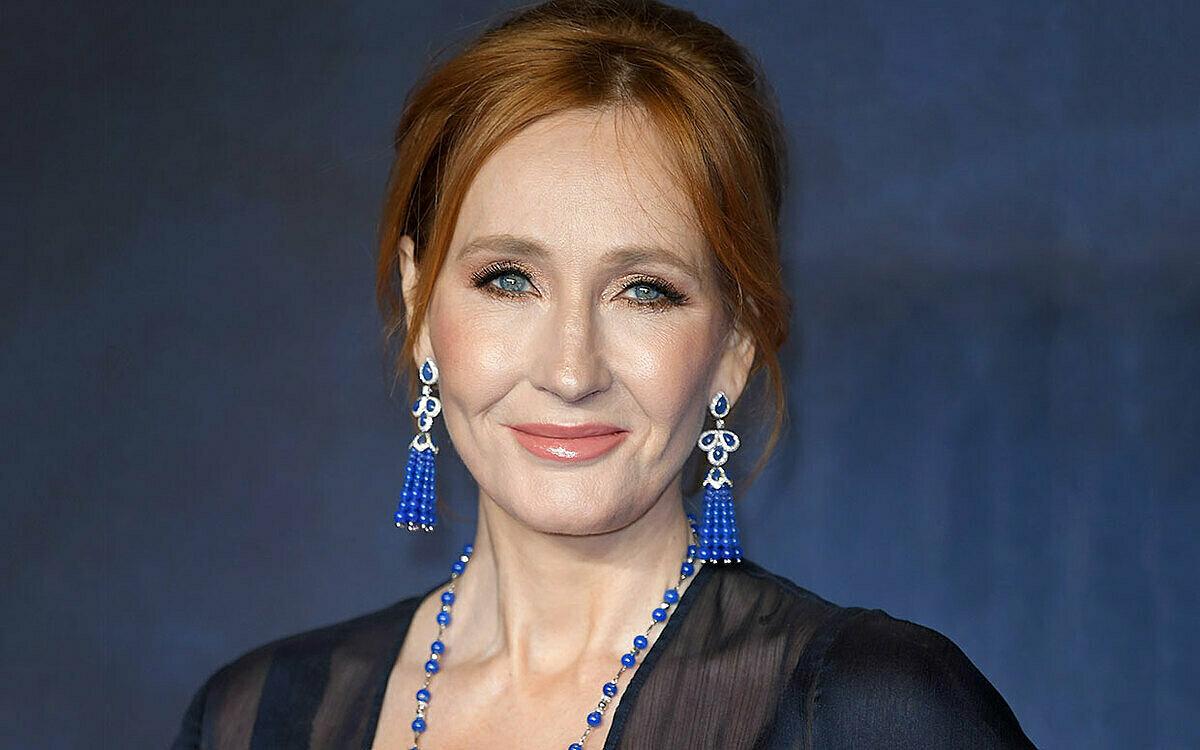 J.K Rowling. Ảnh: WireImage.