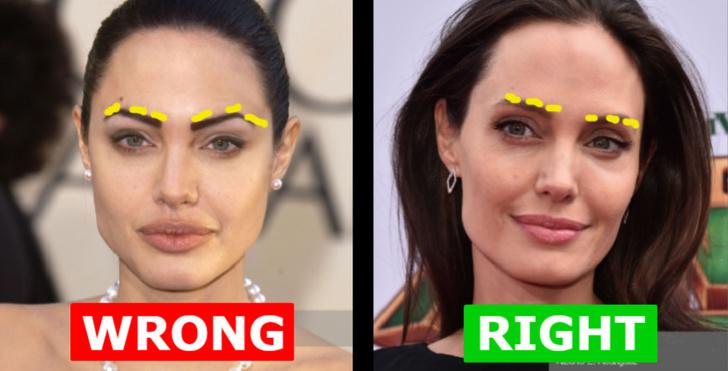 Mẹo chọn dáng lông mày hợp khuôn mặt - 9