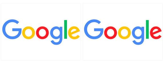 Bạn có chắc biết rõ logo của Google? - 1