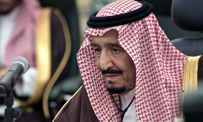 150 thành viên hoàng gia Arab Saudi nhiễm nCoV