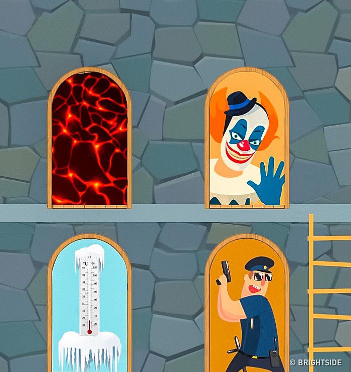 Quiz phá án: Vụ giết người trong phòng tắm hơi - 3