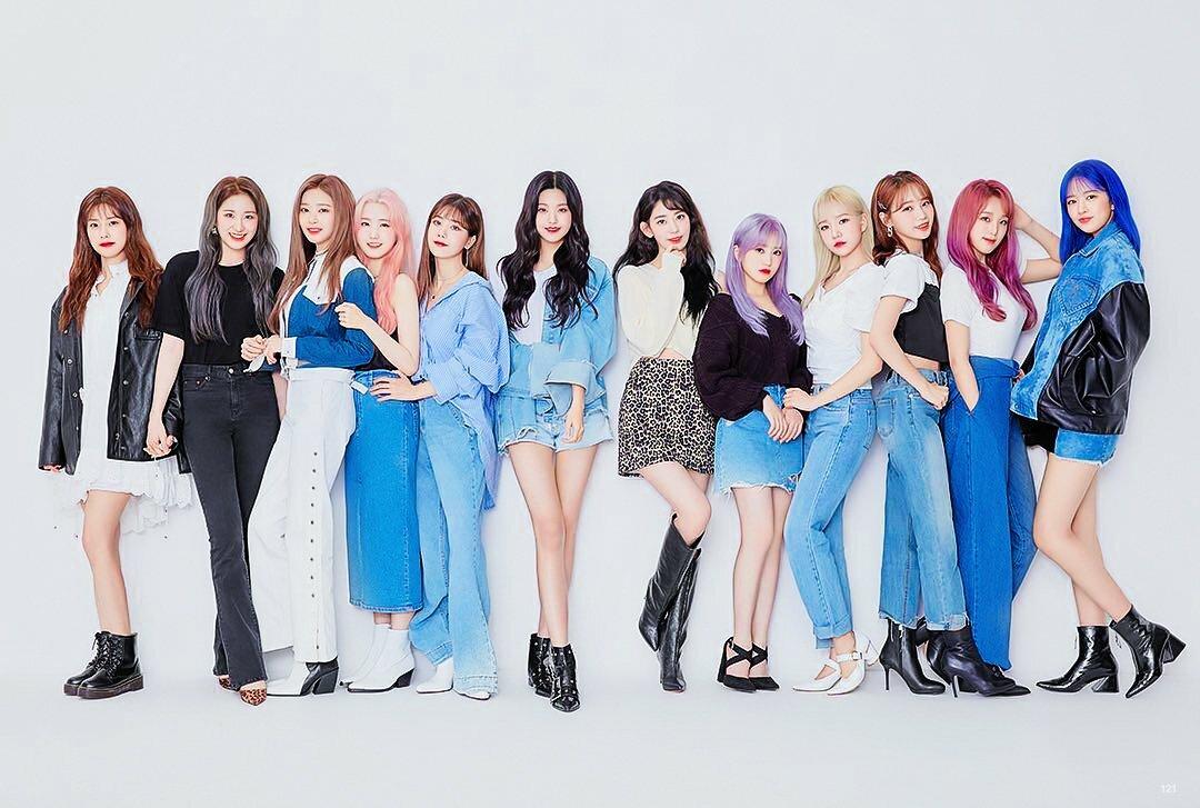 IZONE soán ngôi Twice trong kỷ lục album bán chạy nhất lịch sử girlgroup.