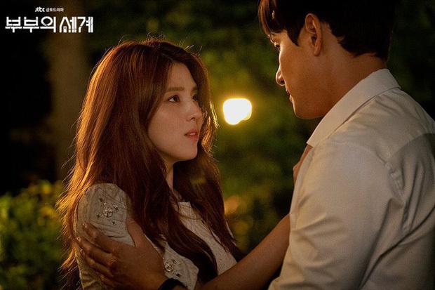 Han So Hee trong Thế giới hôn nhân.