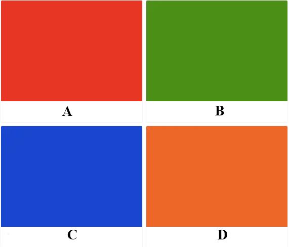 Đố bạn đoán được màu sắc các nhân vật Disney - 2