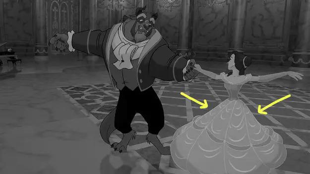 Đố bạn đoán được màu sắc các nhân vật Disney - 8