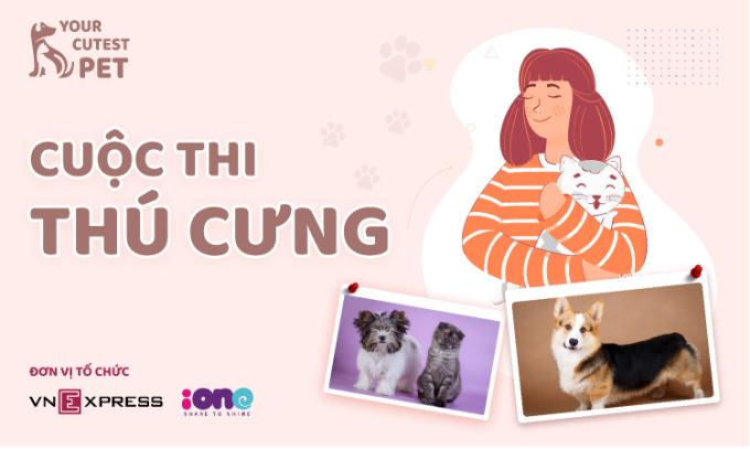 iOne tổ chức thi Cutest Pet: Khoe boss xinh, rinh ngay tiền mặt
