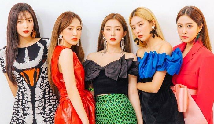 Vượt mặt Black Pink, Red Velvetlà girlgroup hot nhất tháng 4