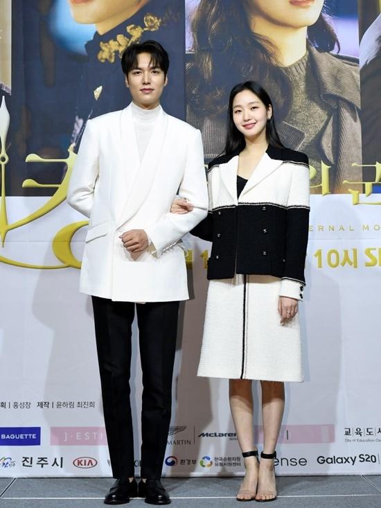Nàng thơ của Lee Min Ho trong lần hợp tác này là Kim Go Eun. Nữ diễn viên không có nhan sắc nổi trội nhưng lại được đánh giá cao về khả năng diễn xuất, nét cuốn hút khác biệt. Tuy nhiên, nhiều ý kiến cho rằng Kim Go Eun không xứng đôi với Lee Min Ho, cả hai không đủ cảm giác couple cần có.