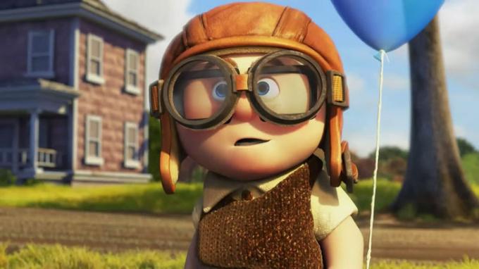 <p>Thời bé, mặt Carl tròn trịa hơn vì ông thích sự phiêu lưu.</p>