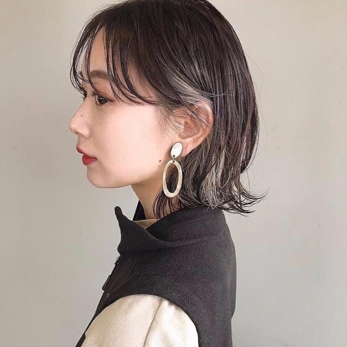 2 kiểu nhuộm tóc hay ho của con gái Nhật sẽ gây bão hè này - 12