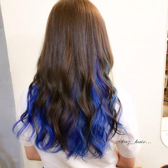 2 kiểu nhuộm tóc hay ho của con gái Nhật sẽ gây bão hè này
