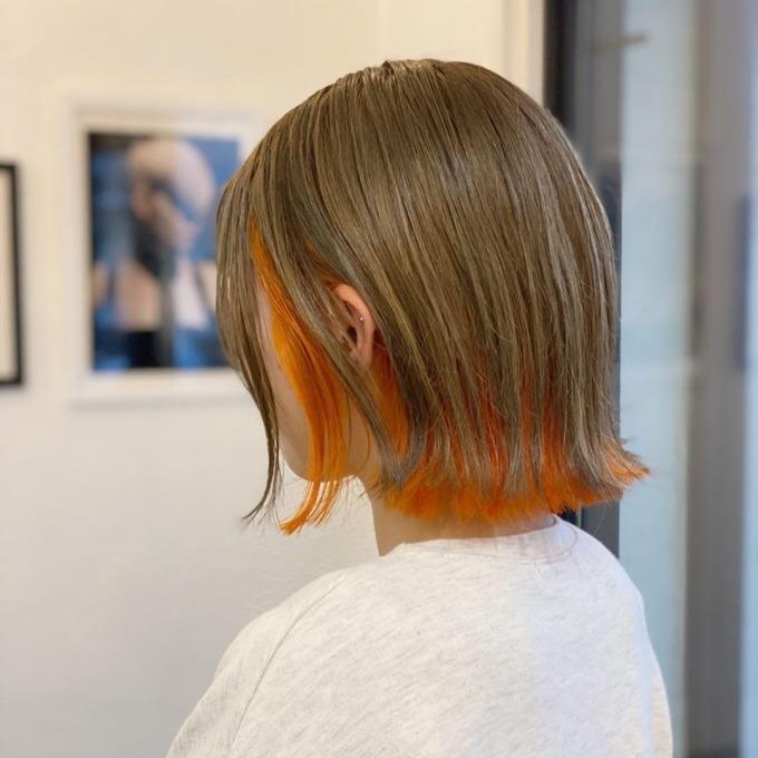 2 kiểu nhuộm tóc hay ho của con gái Nhật sẽ gây bão hè này - 2