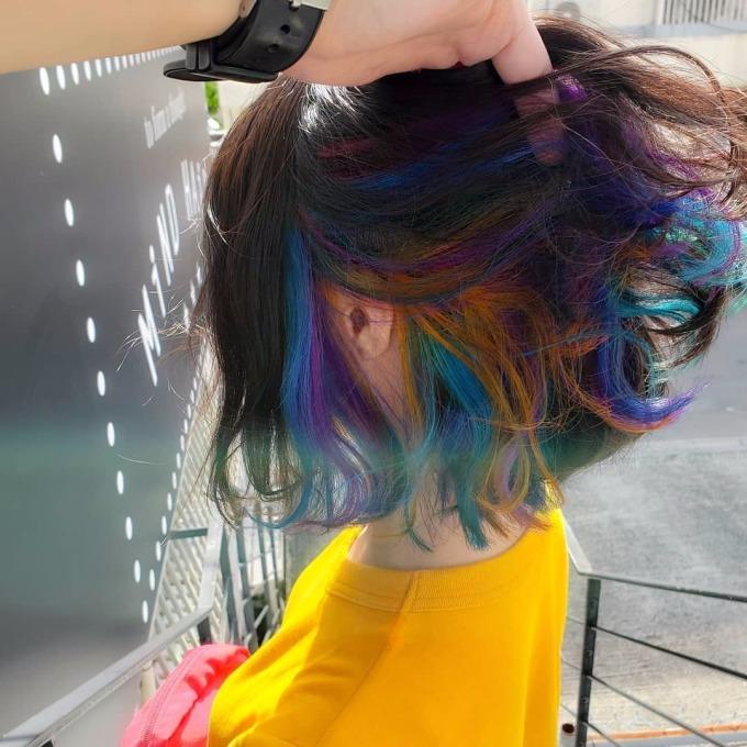 2 kiểu nhuộm tóc hay ho của con gái Nhật sẽ gây bão hè này - 4