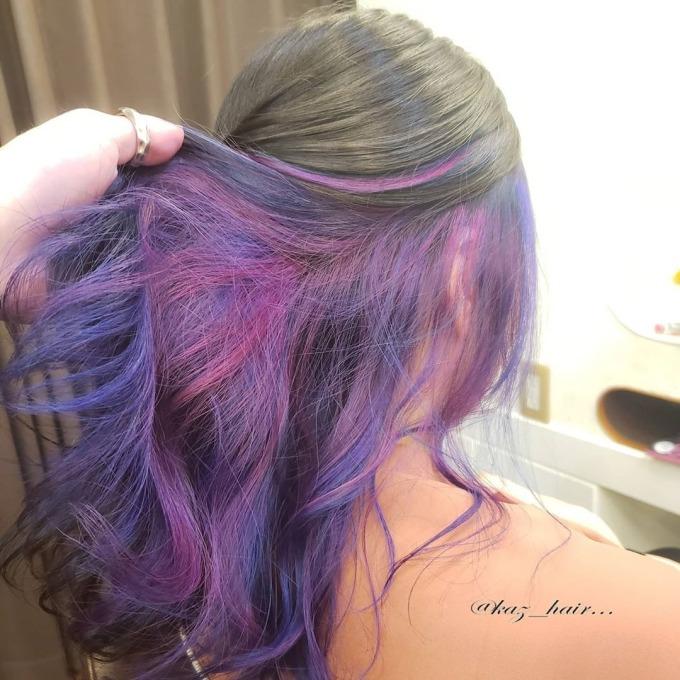 2 kiểu nhuộm tóc hay ho của con gái Nhật sẽ gây bão hè này - 6