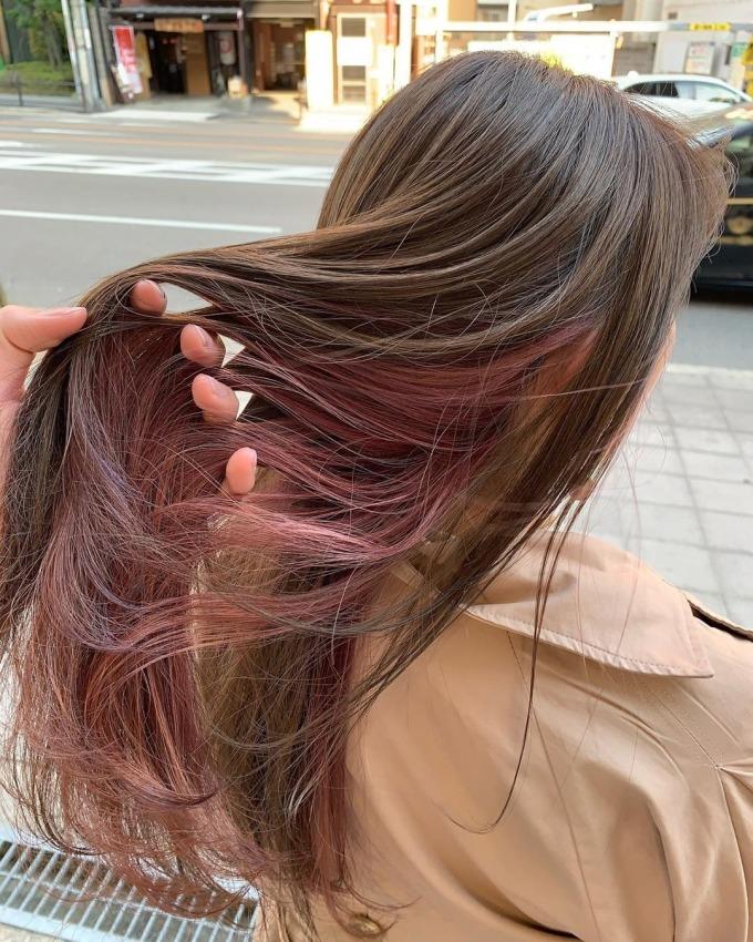 2 kiểu nhuộm tóc hay ho của con gái Nhật sẽ gây bão hè này - 8