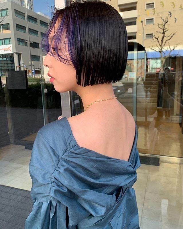 2 kiểu nhuộm tóc hay ho của con gái Nhật sẽ gây bão hè này - 22