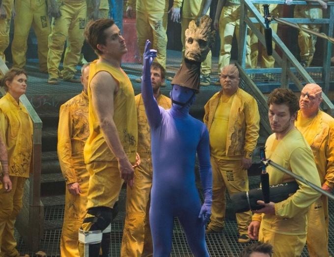 <p>Chàng cây Groot trong <em>Guardians of the Galaxy</em> trông chẳng liên quan đến những gì khán giả tưởng tượng.</p>