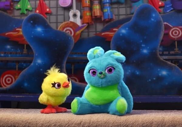 Đoán tên nhân vật trong Toy Story (2) - 2