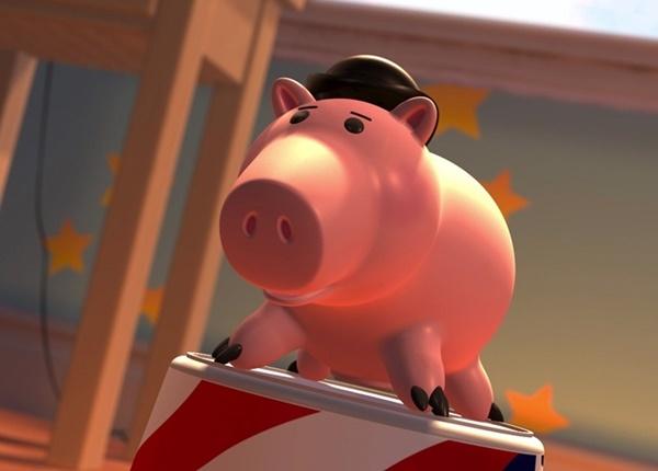 Đoán tên nhân vật trong Toy Story (2) - 8