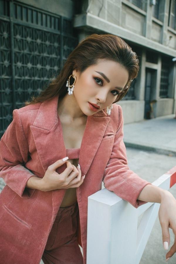 Phương Trinh Jolie mong chờ tạo sự đột phá khi trở lại với phim ảnh.