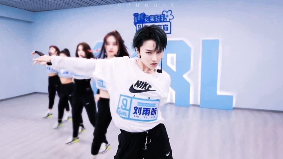 4 nữ thực tập sinh đẹp trai nhất show tuyển chọn xứ Trung