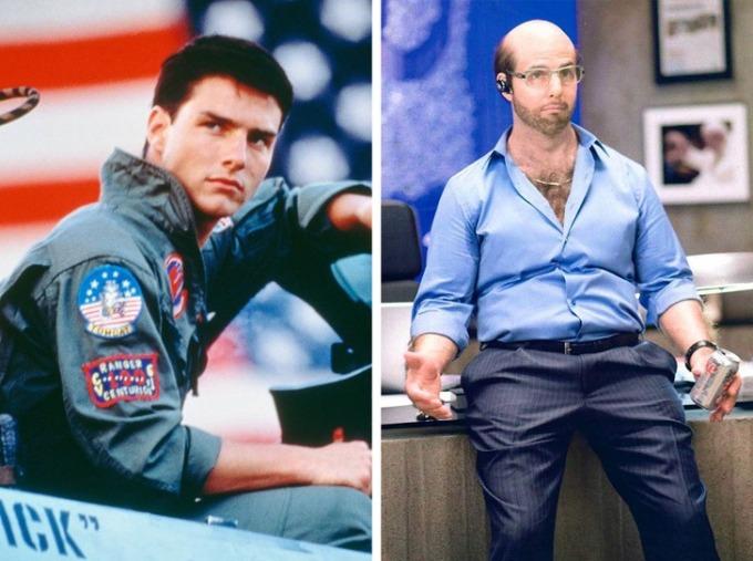 """<p><strong>Tom Cruise</strong></p>  <p>Cruise rất yêu thích phim ảnh. Anh đến với nghệ thuật từ năm 19 tuổi và tự rèn nghề thông qua mỗi vai diễn.Cruisetừng nói: """"Tôi chưa từng được học lớp diễn xuất nào. Lớp học duy nhất tôi tham gia là mỗi ngày trên phim trường"""".</p>  <p>Anh đến New York với mục đích trở thành diễn viên. 6 tháng sau, anh cóvai trong phim <em>Taps</em>. Đến năm 1990, anh trở thành một trong những diễn viên được trả cát-xê cao nhất thế giới.</p>"""