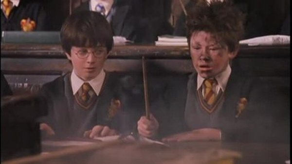 Bạn có thuộc hết các câu thần chú trong Harry Potter? - 2