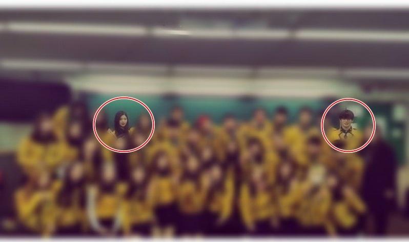 Bức ảnh tốt nghiệp tiết lộ việc Jae Hyun và Jung Chae Yeon từng học chung một lớp ở trường Sopa.