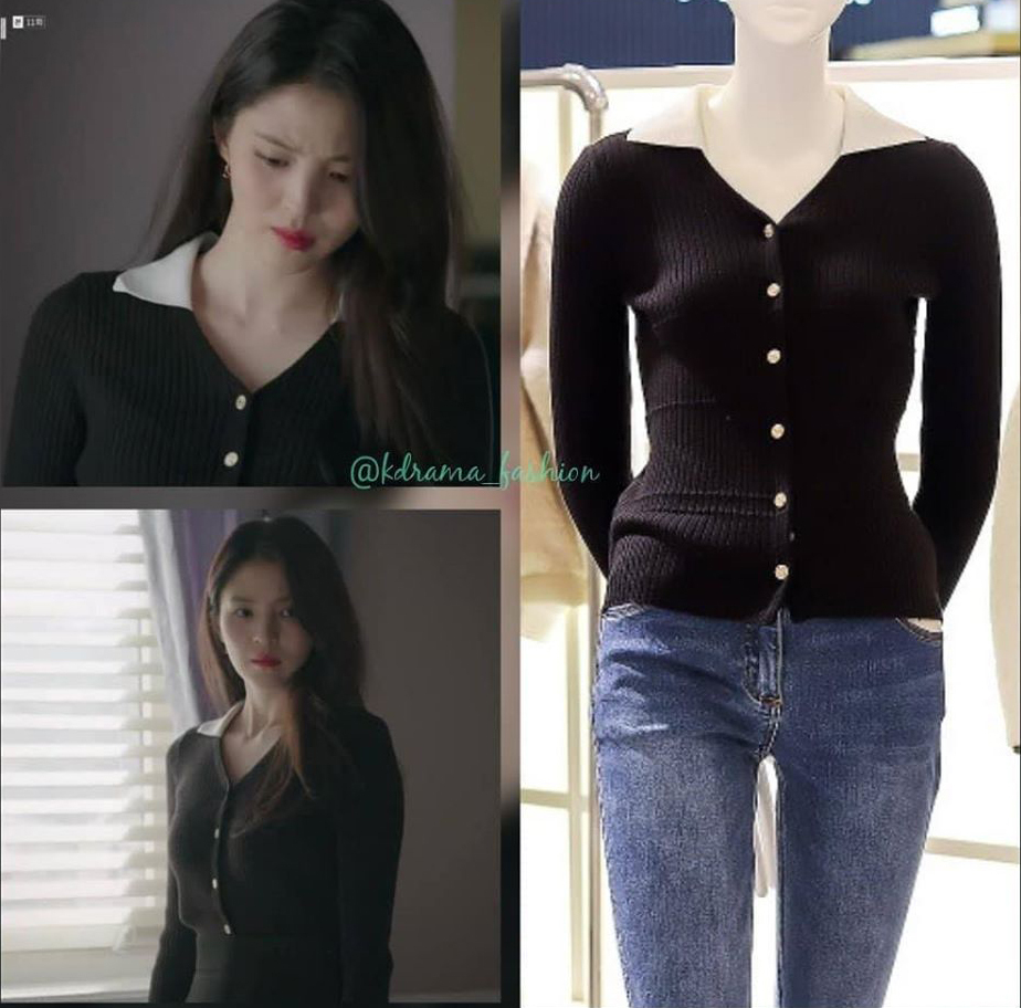 Trong khi bà cả luôn diện những bộ cánh đắt đỏ, phối cầu kỳ đúng chất giới thượng lưu, Da Kyung lại có phần bình dân vì mix đồ giản dị, trang phục cũng đến từ các thương hiệu giá rẻ thay vì hàng cao cấp.