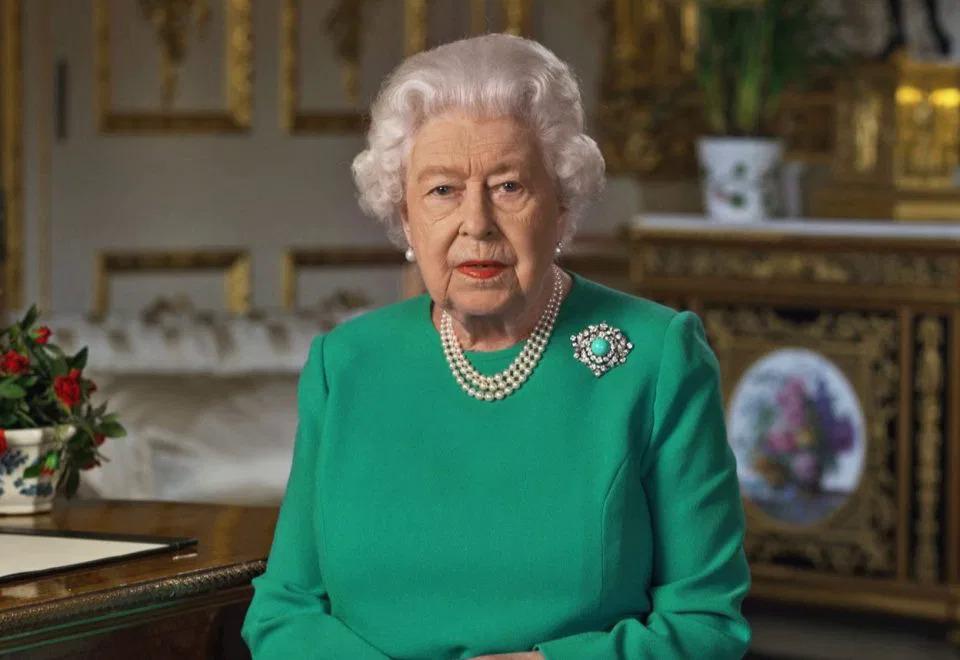 Nữ hoàng Anh.