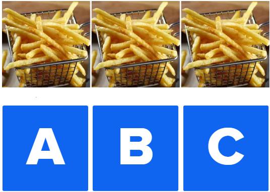 6 thử thách dành cho fan của khoai tây chiên - 3