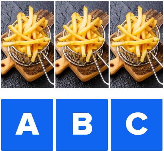 6 thử thách dành cho fan của khoai tây chiên - 5