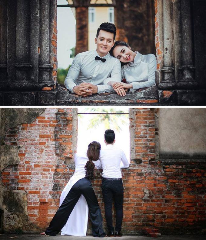 <p>Cách chúng ta tạo ra một bức ảnh cưới ngập trànhạnh phúc.</p>