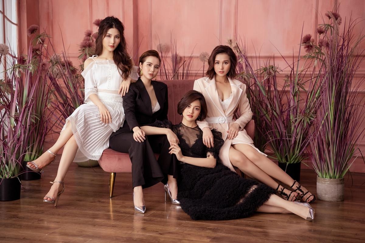 Stylist: Cindy Nguyen, Photo: Linh Lê Chí, Make up: Phương Si.