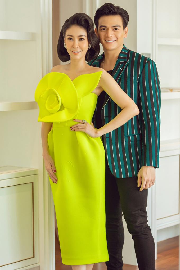 <p>Buổi tiệc còn có sự góp mặt của nam diễn viên, người mẫu Lê Xuân Tiền.</p>