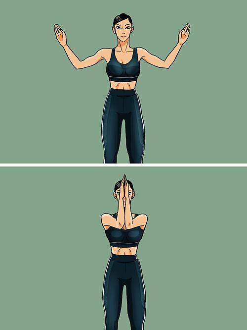 Cách giảm size bắp tay đơn giản - 2