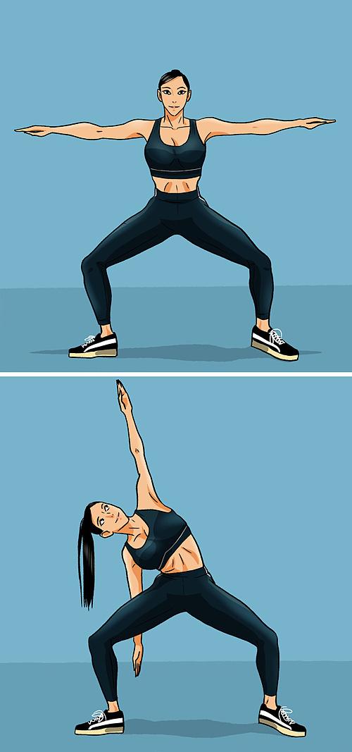 Cách giảm size bắp tay đơn giản - 8