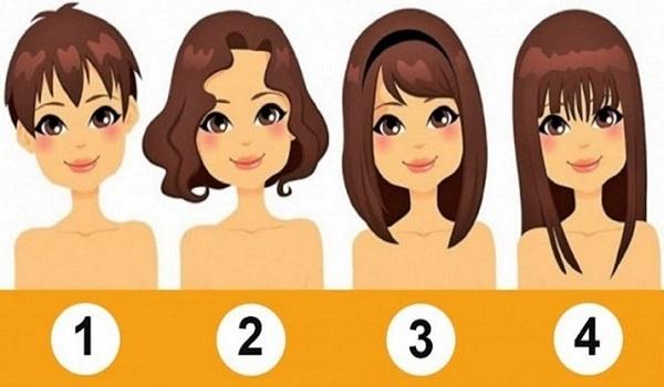 Bói vui: Kiểu tóc hé mở tính cách tiềm ẩn của bạn - 1