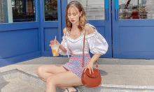 3 cách mix 'bao xinh' với chân váy chữ A kinh điển mùa hè