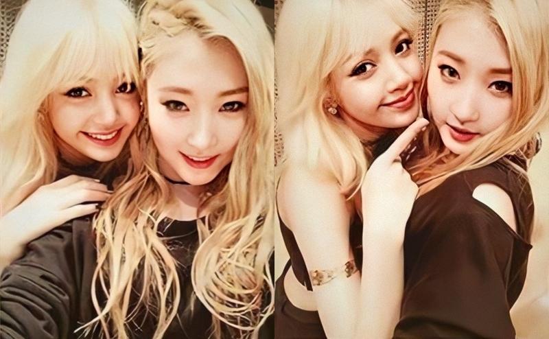 Jinny Park và Lisa từng được kỳ vọng là bộ đôi em út lừng danh của YG New Girl Group (Lisa sinh năm 1997 còn Jinny Park sinh năm 1998, nhỏ tuổi nhất trong số các trainee của dự án này).