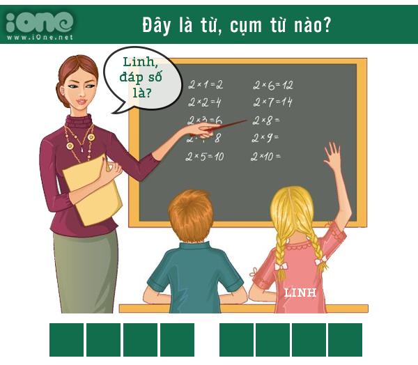 Quiz: Thánh ngôn ngữ nhìn phát biết ngay đây là từ gì? - 18