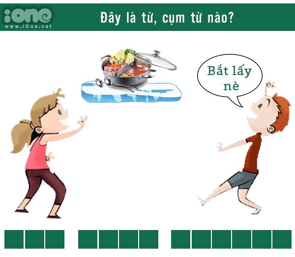 Quiz: Thánh ngôn ngữ nhìn phát biết ngay đây là từ gì? - 6