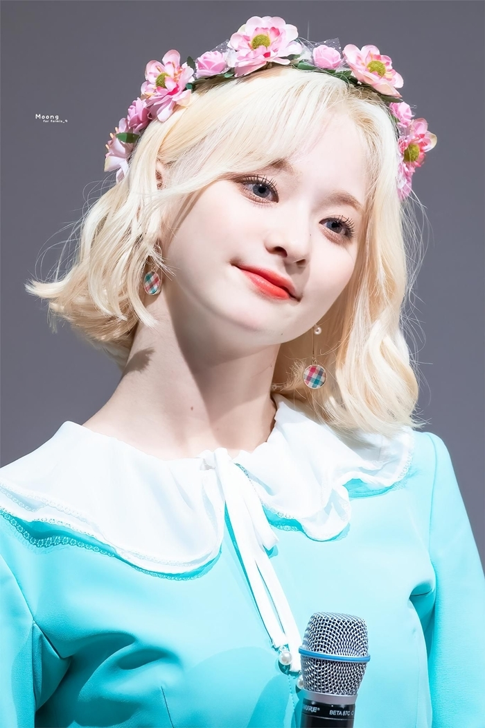 Na Kyung (Fromis_9).