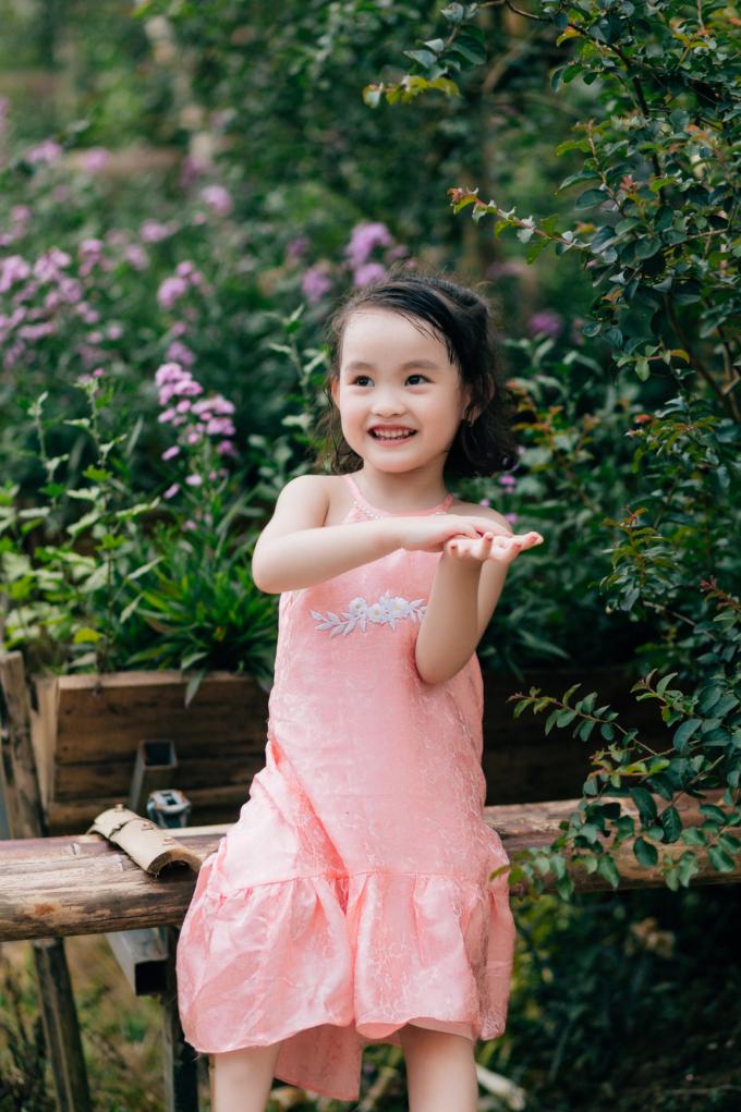 """<p class=""""Normal"""">Photo: Việt Anh, Makeup: Mai Phan.</p>"""