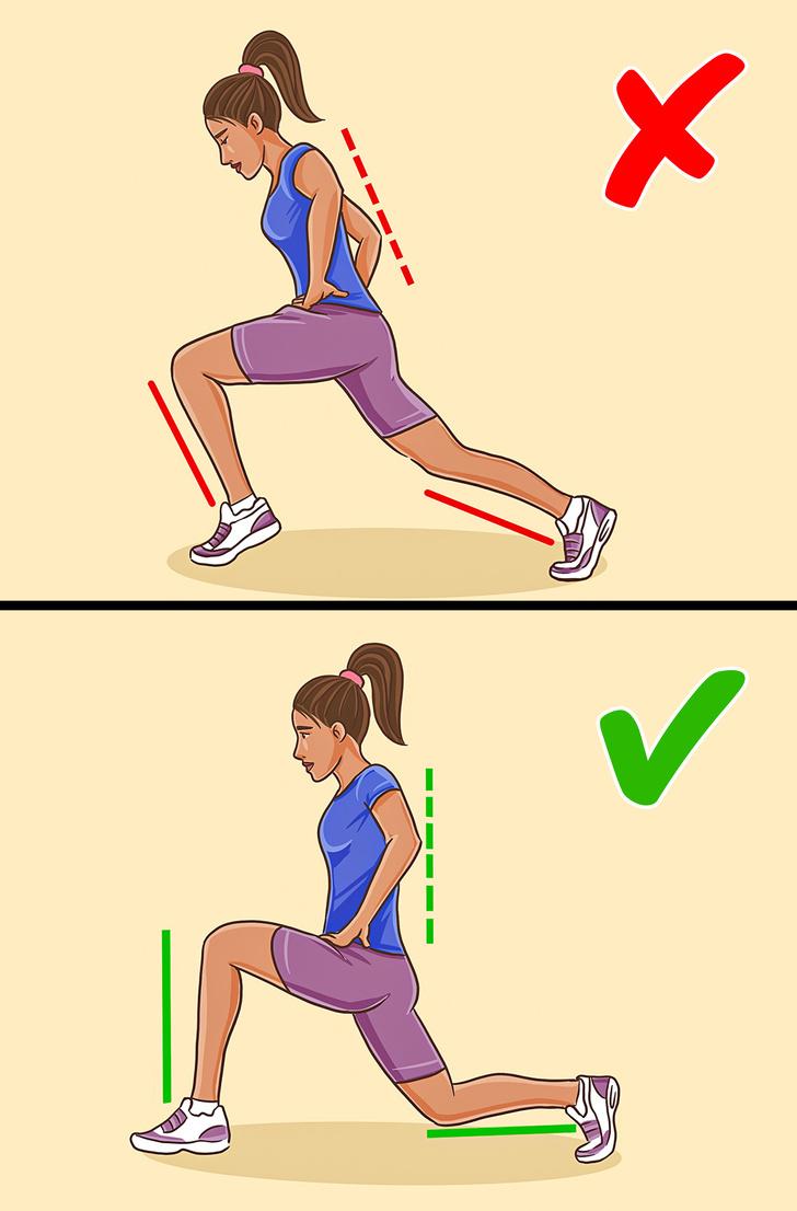 8 lỗi sai cơ bản khi tập thể dục - 3