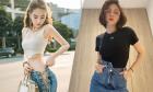 Sao Việt lăng xê 3 kiểu jeans 'cho chưa chắc dám mặc'