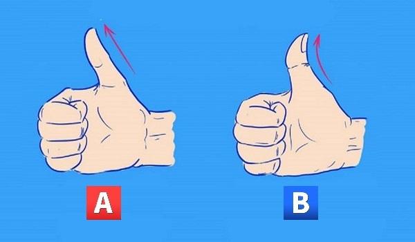 Bói vui: Ngón tay cái tiết lộ tính cách gì của bạn? - 1