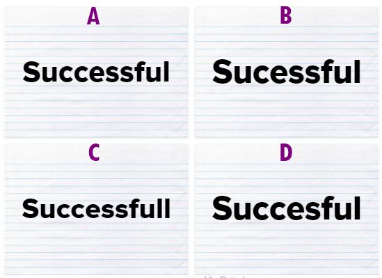 Đố bạn đánh vần 15 từ vựng tiếng Anh dễ sai nhất - 18