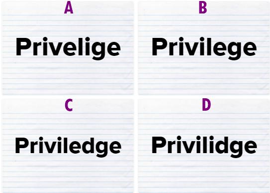 Đố bạn đánh vần 15 từ vựng tiếng Anh dễ sai nhất - 22